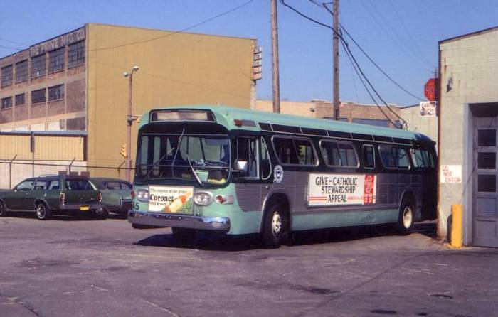 The Milwaukee County Transit System Era