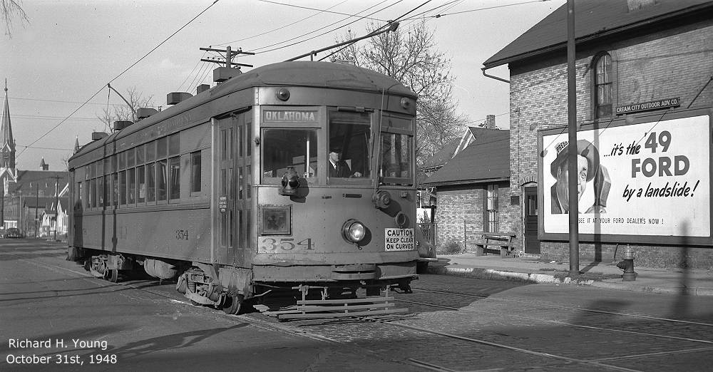 The north shore line for North shore motor works